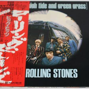 The Rolling Stones - Big hits - LP - Japan - OBI