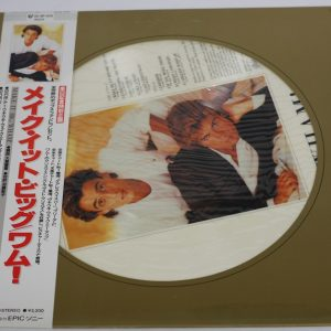 Wham – Make it big – LP – JAPAN – OBI – Picture Disc – George Michael
