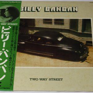 Billy BanBan – Two Way Street – LP – JAPAN – OBI