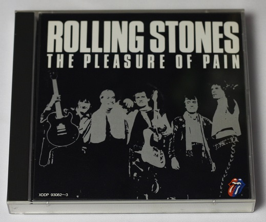 The Rolling Stones – The pleasure of pain – 2CD – Japan – PROMO