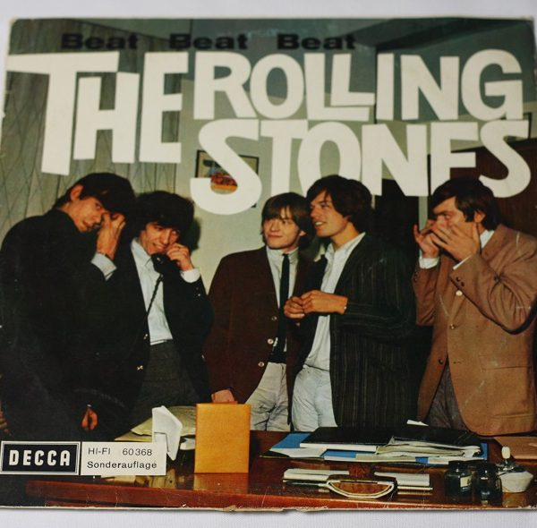 The Rolling Stones – Beat, beat, beat – 10″ – GERMANY