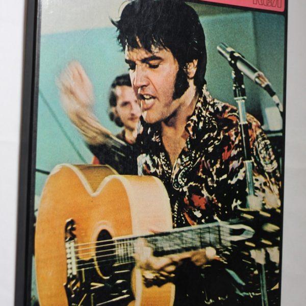 Elvis Presley – Panel deluxe – 2LP – JAPAN – BOX
